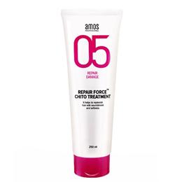 Amos 05 Repair Force CHITO TREATMENTS 250ml Hair Care Korean Cosmetics Damaged