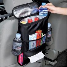 Car Seat Back Organizer Holder Multi-Pocket Travel Storage Bag Hanger