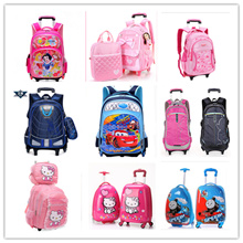 ★kids Trolley Bags ★school bags★cartoon luggage bags★Birthday gift