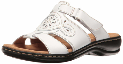 6a1b013d161 Qoo10 - CLARKS Clarks Womens Leisa Higley Slide Sandal   Shoes