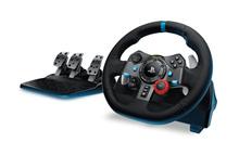 Logitech G29 Driving Force Race Wheel  // Add On Available Logitech G Driving Force Shifter