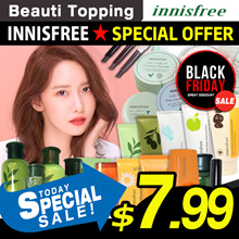 Exclusive deal at Beauti Topping★INNISFREE★BEST LINE/Green tea/cleansing/sunblock/no sebum/eyebrow[