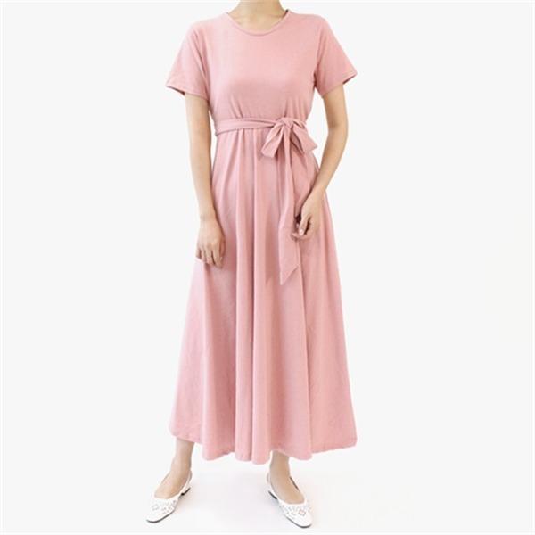 ステラロングワンピースnew フレアワンピース/ワンピース/韓国ファッション