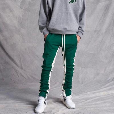 ec765a71ba61 GONTHWID Zipped Ankle Track Pants Mens 2017 Fashion Urban Jumpsuit Joggers  Trousers Male Hip Hop Stripe ...