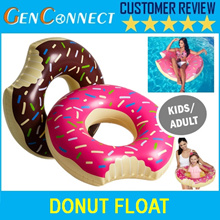【SALE! 】Donuts Swimming Float for kids and adult sizes party beach children poolside celebration