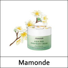 [MAMONDE] ★Big Sale★ Aqua Peel Overnight Cream 80ml
