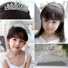 Princess Girl Diamond Crystal Crown/ Adult Crown Bridal/ Tiara Hairband Headband Rhinestone Diamante