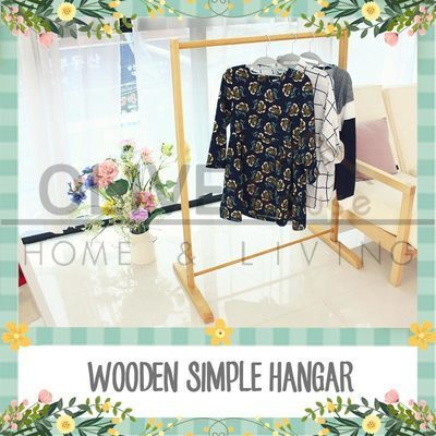 Wooden Simple Hangar 1T