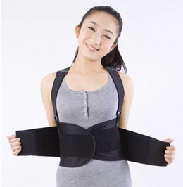 High Quality Back Support Belt/ Lumbar Support Belt for back pain/ injuries or people who do heavy lifting