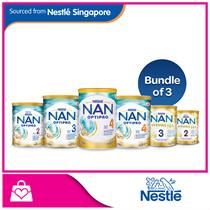 Bundle of 3 PROMO!!! [Nestle] NAN® OPTIPRO® Milk Powder x 3 cans
