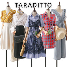 [Taraditto] [Qoo10 BEST] 18 S/F Korea New style 50 Collection / dress / skirt / blouse / pants