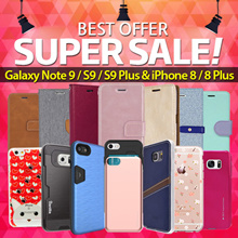 [Super Sale]★Release!★Galaxy Note 9/8/5/S9/S8/Plus/iPhoneX/8/7/6/Plus/S7/Edge/J7 Prime/A8 2018 Case