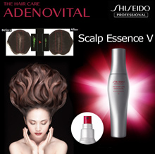 Shiseido Professional THE HAIR CARE ADENOVITAL Scalp Essence V 180ml / 480ml /