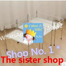 Stainless steel kitchen shelf microwave oven shelf storage rack storage rack oven rack