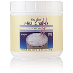 Shaklee Meal Shakes French Vanilla 1lb 3 2oz