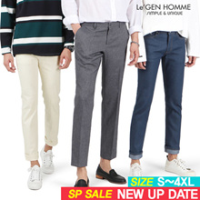 [LeGEN] Korean Best Selling Mens Pants Collection /S-4XL/Jean/CottenPants/Slacks