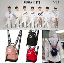 [PUMA] BTS Collection/ Korea Hot Item/ MINIME RETRO BACKPACK/ 100% Authentic/school bag/ MIni bag