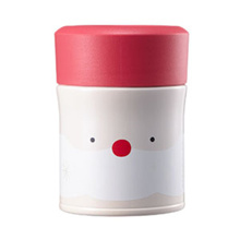 Starbucks17 Christmas JBJ santa thermos container 300ml