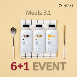 INTAKE MEALS 3.1 (6+1) / Simple breakfast / HMR / Rice