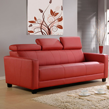 ANDREA★3 seater leather sofa★ two seater leather sofa★Living room sofa★Color Choice★Free Delivery