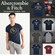[Abercromble n Fitch] Men Shirt | 100% Authentic New with Tag | While Stock Lasts》100% pure cotton