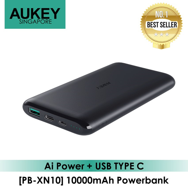 AUKEY Deals for only S$59.9 instead of S$59.9