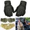 Military Quality Outdoor Sports Gloves Full finger Tactical Air soft Cycling Gloves