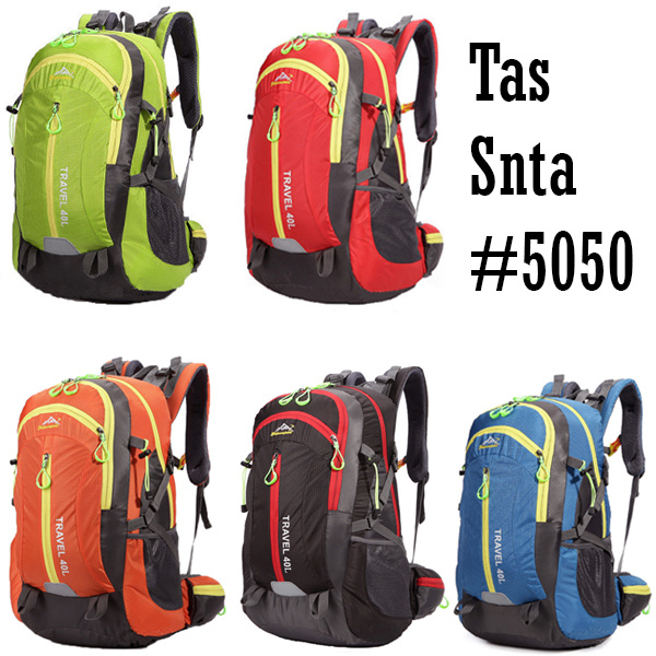 Qoo10 -  BEST SELLER  Tas Daypack SNTA 5050 Hiking Gunung Outdoor ... d39ff1566d