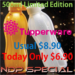 COUPON · Time Sales Special ☆Authentic Tupperware☆ BPA Free Water Bottles * Tumbler *