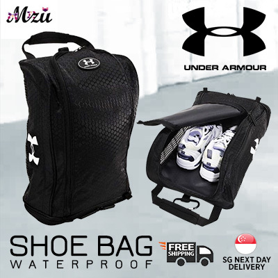 b02d8a5192ee Buy UNDER ARMOUR Waterproof Shoe Bag! Deals for only S 42.9 instead of S 0