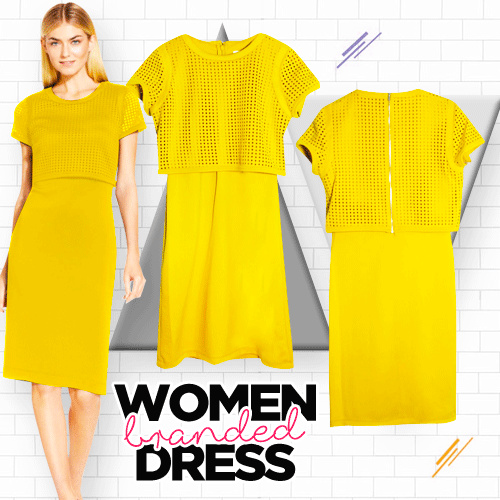 New Collection Branded Women Dress Deals for only Rp49.000 instead of Rp49.000