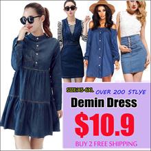 Denim Collection Ladies Jeans Dress  / Blouse /Jacket /Short/ Skirt/  Apparel Women Fashion