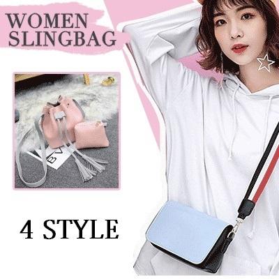 Tas Selempang Clutch Handbag Cewek Wanita Import Deals for only Rp49.000 instead of Rp49.000