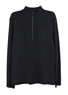 ▶$1 Shop Coupon◀  Lululemon Black Surge Warm 1/2 Zip
