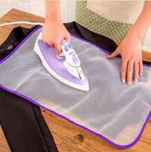 [SG] 2pcs for $2.99 - Ironing Protective Layer Cover Delicate Heat Sensitive Clothes. 40x60cm