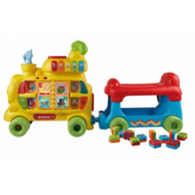 V-Tech Sit-to-Stand Alphabet Train