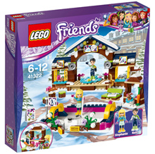 LEGO 41322 Friends Snow Resort Ice Rink