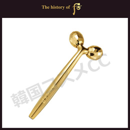 The history of Whoo Gold Anti-Aging Massage Roller 1ea
