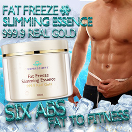 Fat Freeze Slimming Essence (200 ml) | 999.9 Real Gold | Body Shaping