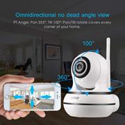 841. Wireless 1080P IP Camera WiFi Home Security Surveillance Camera Webcam System Motion Detectioi