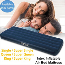 ★ Local Seller ★ Intex Downy Inflatable Air Bed / Mattress / AirBed / Travel Mattress /
