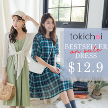 [Free shipping] TOKICHOI - Bestseller Dresses-Multi Styles Multi Colors