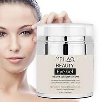 MELAO Eye Gel Cream Firming Liquid Anti-Puffiness Black Dark Circle Wrinkle