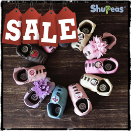 *Crazy sales! Leather baby shoes from the U.S 1 Size Fits 0-18 months. Paediatrician Recommended!