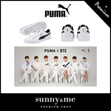 BTS Official Goods - PUMA X BTS COURT STAR Shoes / BTS sneakers.