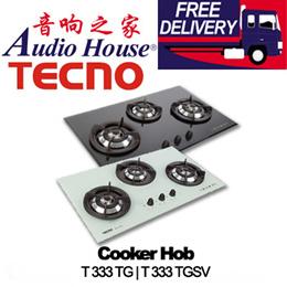 TECNO Cooker Hob / Gas Table / Stove / T 333TG / T 333TGSV