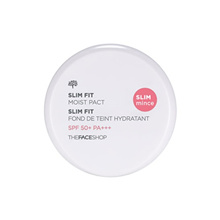 [THE FACE SHOP] Slim Fit Moist Pact - 11g (SPF50+/PA+++)
