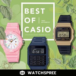[BEST OF 2021] BEST OF CASIO! Unisex Watches for Kids Men Ladies. Free Shipping