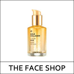 [THEFACESHOP] Gold Collagen Luxury Base 50ml