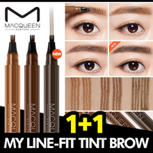 [MACQUEEN] ★1+1★ My Line-Fit Tint Brow / 3 Color